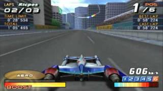 getlinkyoutube.com-PS2 - Cyber Formula: Road to the infinity - Gameplay