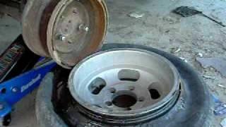 getlinkyoutube.com-red neck tire machine