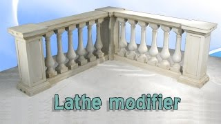getlinkyoutube.com-31 Modifiers in 3Ds MAX (Lathe)
