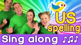 getlinkyoutube.com-Sing Along - Colors Song for kids, with lyrics (US spelling)