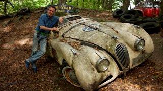 getlinkyoutube.com-Million Dollar Car Graveyard