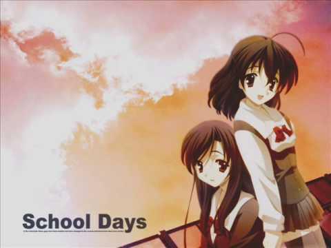 Waltz de School Days Letra y Video