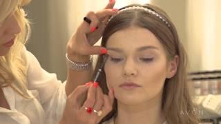 getlinkyoutube.com-Свадебный макияж от Avon