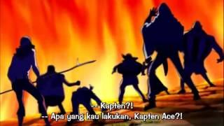 Ace vs Shirohige, Bergabungnya Ace dengan kru Shirohige - One Piece