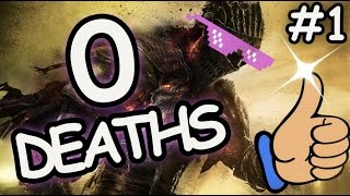 Dark Souls 3 / Walkthrough / Playthrough / Let's Play / ZERO DEATHS