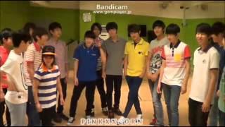 getlinkyoutube.com-130615 SEVENTEEN TV Girls Group song dancing cut