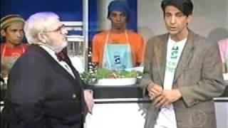 getlinkyoutube.com-Lugar de Médico é na Cozinha Alberto Gonzalez no Jô Soares