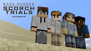 getlinkyoutube.com-Maze Runner: The Scorch Trials   Minecraft Trailer [HD]   20th Century FOX
