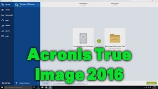 getlinkyoutube.com-Backups mit Acronis True Image 2016