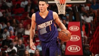 Devin Booker's Best Plays From This Season