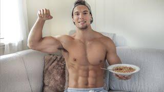 getlinkyoutube.com-Vegan Full Day of Eating & Training On a Cut #1