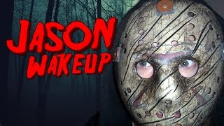 getlinkyoutube.com-JASON VOORHEES WAKEUP PRANK