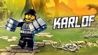 getlinkyoutube.com-Ninjago! 2015 Meet: Karlof • Video Character HD! [FAN-MADE]