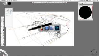 getlinkyoutube.com-Car Interior Sketching