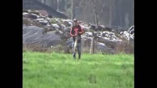 getlinkyoutube.com-Temporada de caza 2016, pasión galguera Longaví.