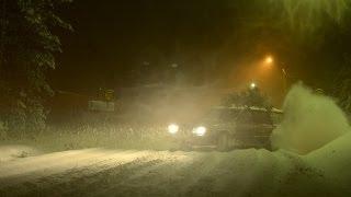 getlinkyoutube.com-Volvo snow drift (Slowmotion test Nikon D7100)