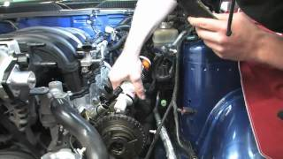 getlinkyoutube.com-2006 Ford Mustang GT Thumpr™ Cam Install