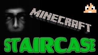 getlinkyoutube.com-Tackle⁴⁸²⁶ Minecraft Custom Map - THE STAIRCASE (Horror สยองขวัญ)