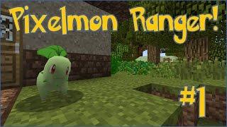 getlinkyoutube.com-Pixelmon Ranger! The Adventure Begins! - Episode #1