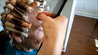 getlinkyoutube.com-how to perm hair at home part 3