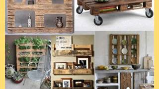 getlinkyoutube.com-1000 ideas creativas para reciclar palets de madera - Volumen I