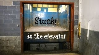 getlinkyoutube.com-I got stuck in the elevator! Caught on Camera! EPIC FAIL