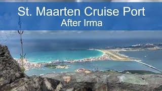 After Hurricane Irma: St. Maarten is Open for Business width=