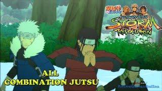getlinkyoutube.com-Naruto Storm Revolution All Combination Jutsu