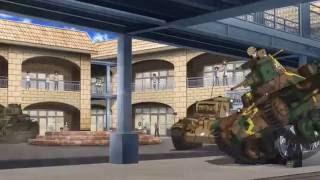 getlinkyoutube.com-Girls und Panzer in a Nutshell
