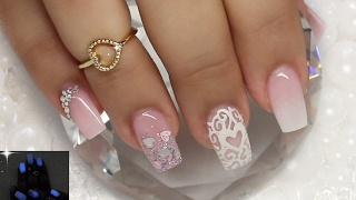 getlinkyoutube.com-Glow In The Dark Valentine's Nails