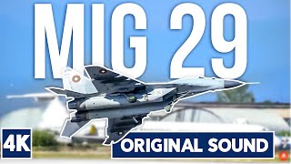 getlinkyoutube.com-MiG 29 Fulcrum MEMORABLE Airshow Display by Rumen Radev President of Republic of Bulgaria