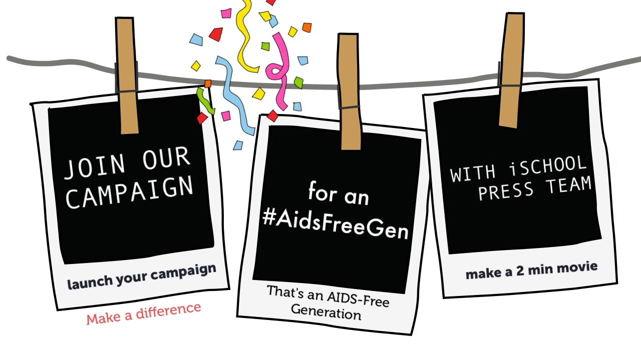 Join the #AidsFreeGen DREAMS campaign and be a youth change maker