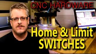 getlinkyoutube.com-Beginners Guide to Home and Limit Switch Hardware - Mach3 CNC