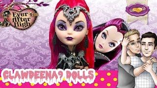 getlinkyoutube.com-Ever After High | Dragon Games Mira Shards | Doll Review