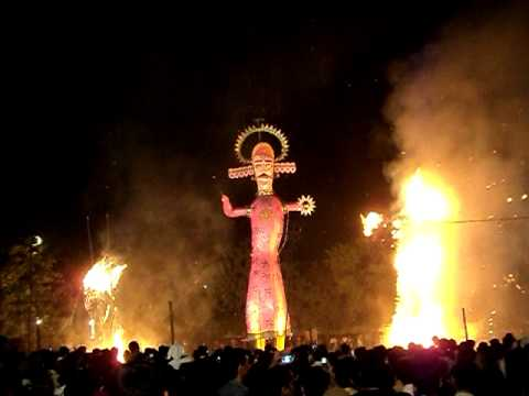Dussehra at Rohini Delhi by Sumit Puri