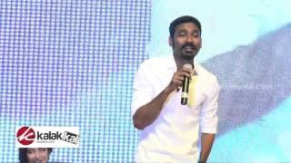 getlinkyoutube.com-Dhanush Sing a song  from VIP at Shamitabh Movie Press Meet