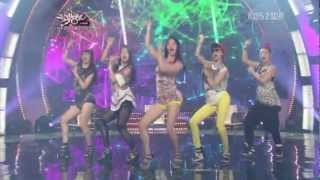getlinkyoutube.com-[HD] 120817 EXID - I Feel Good Come Back Stage
