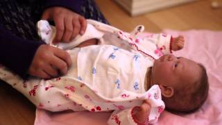 getlinkyoutube.com-REBORN BABY - Box Opening - استقبال عروسة ريبورن