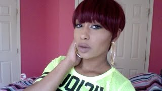 Outre Full Cap Quick Weave ACACIA Wig Review