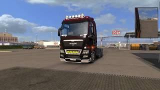 getlinkyoutube.com-#674 Let's Play Euro Truck Simulator 2 - E4 - MAN Umbau