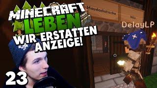 getlinkyoutube.com-WIR ERSTATTEN ANZEIGE! & ANGRIFF AUF DIE MAUDADISTISCHE MILIZ?! ✪ Minecraft LEBEN #23 | Paluten