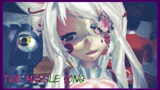 getlinkyoutube.com-[MMD] [FNAF]  The Mangle Song