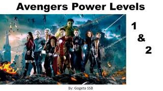 getlinkyoutube.com-Avengers Double Pack Power Levels