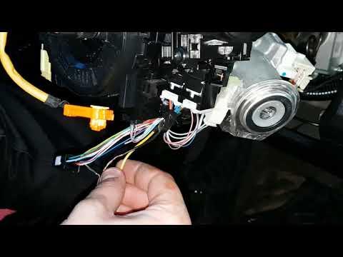 Замена рестайловой панели приборов на RAV4 дорестайл