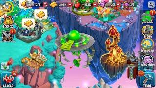 getlinkyoutube.com-Monster Legends l Evento Isla Alien l Prologo