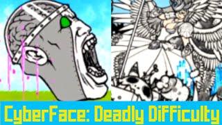 getlinkyoutube.com-The Battle Cats | Facing Danger - Steel Visage! [NEW Cat Ticket Stage]