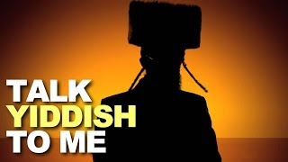 Talk Yiddish To Me (Nisht-Dirty Parody)