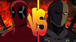 getlinkyoutube.com-DEADPOOL vs DEATHSTROKE