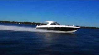 getlinkyoutube.com-Fountain Powerboats - 48EC w/ Triple Mercury 700 SCI