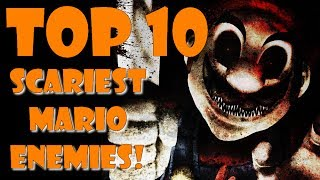 getlinkyoutube.com-Top 10 SCARIEST Mario Enemies!